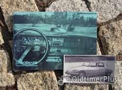 Betriebsanleitung Citroen D Super D Special ID / DS 1971 Foto 13