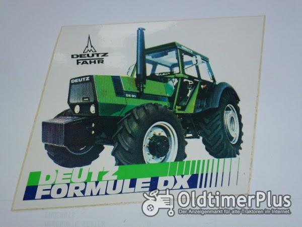 Deutz Fahr -Deutz Formule DX wie abgebildet Foto 1