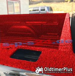 Herculiner Beschichtung für Nutzfahrzeuge Traktoren Oldtimer Landtechnik rot 3,69 Liter set Foto 4
