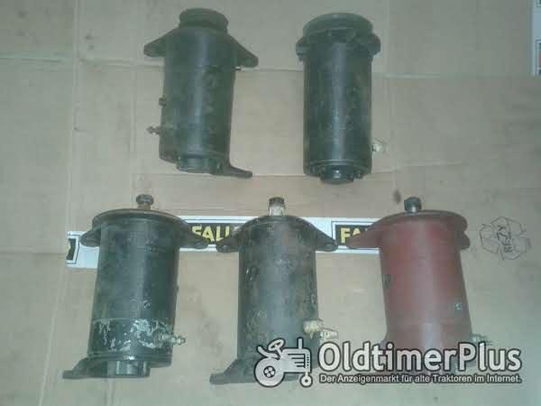 Bosch Gleichstromlichtmaschine 14v 11a oder 20a Foto 1