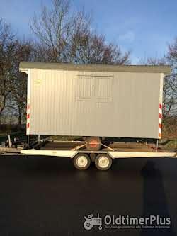 Bauwagentransporte Bauwagenüberführungen Wohnwagentransporte Zirkuswagen Schaustellerwagen Packwagen Foto 3