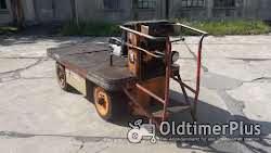 Yale Elektro Stand Wagen ESW 2002