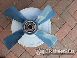 Kühler Lüfterflügel für Kühler Lanz D 5506 Seitenglühkopf