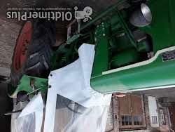 Deutz Traktor mit Einachshänger Foto 2