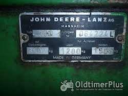 John Deere - Lanz   310 S Foto 4