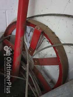 Dreschmaschine Buschhoff Foto 13