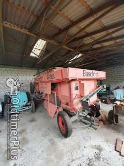 Dreschmaschine Buschhoff Foto 8