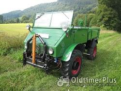 Mercedes Unimog 411.119b Foto 3