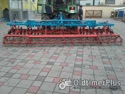 Schmotzer Neuwertige Saatbeet - Kombination mit 5 Meter Arbeitsbreite Foto 3
