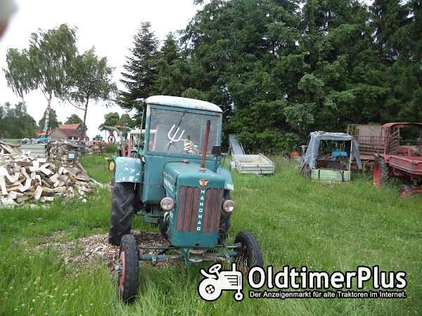 rückewagen rückewagen für kleine schlepper Foto 1
