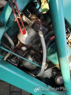 Hanomag R 12 KB Speichenräder, Tüv, Anlasser, läuft schön! foto 11