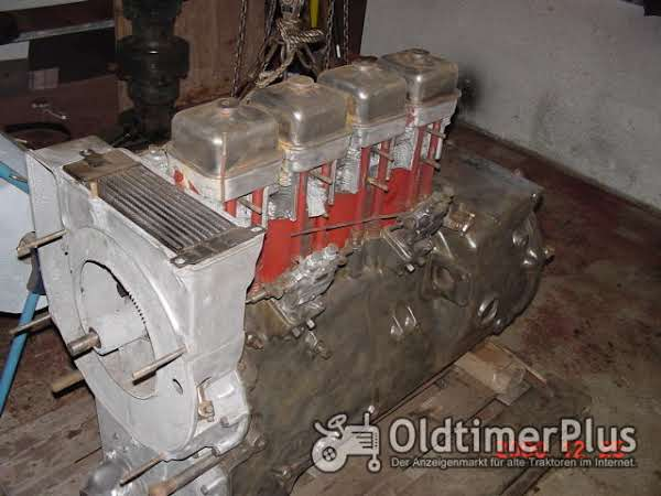Porsche 4 Zylinder Motor Foto 1