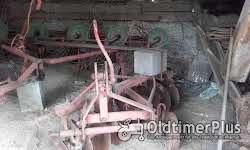 Bodenbearbeitung Scheibenpflug
