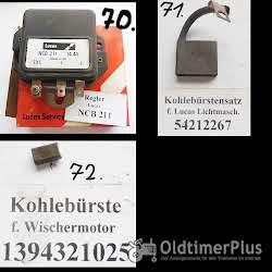 Bosch, Lukas Anlasser, Strarter, Lichtmaschine, Generator, Anker, Ritzel, Ersatzteile Foto 12