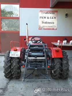 Sonstige Krasser U6V Seilwindentraktor mit MWM Motor Foto 6