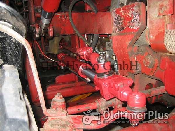 Original Calzoni Rcd Hydraulische Lenkung CASE IH IHC 644 IHC IHC 744S IHC IHC 554 IHC 744 844 Foto 1