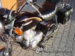 Kawasaki LTB 250 L Motorrad Foto 3