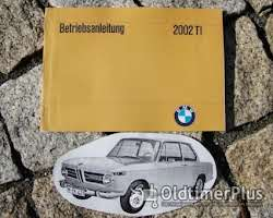 Betriebsanleitung BMW 3.0 CS / CSi 1973 E9 Coupé Foto 4
