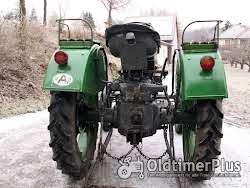 Steyr Traktor T80A Foto 3