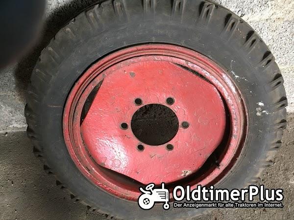 Continental Frontreifen für Traktor 6.50-20 AS Foto 1