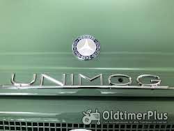 Mercedes Unimog 421 Cabrio Agrar Restauriert Foto 2