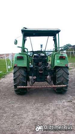 Fendt Farmer 4S mit Frontlader Foto 3