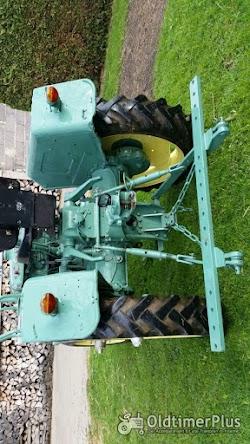 MAN Zugmaschine Ackerschlepper B18A Foto 6