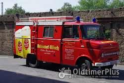 Opel Blitz Ausschankwagen  ex Feuerwehr Foto 4