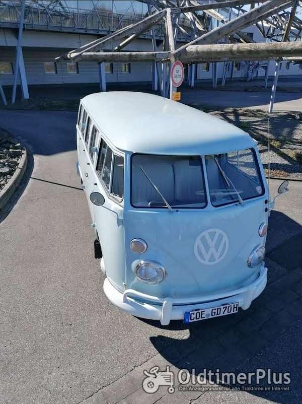 Volkswagen T1 Brasil Typ 2 Bulli Foto 1