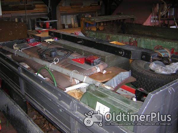 Werkzeug, Ersatzteile, Zubehör, hist. Haushaltsgeräte usw. Foto 1