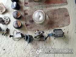 Fordson Major Verschiedene Ersatzteile für einen Foto 8