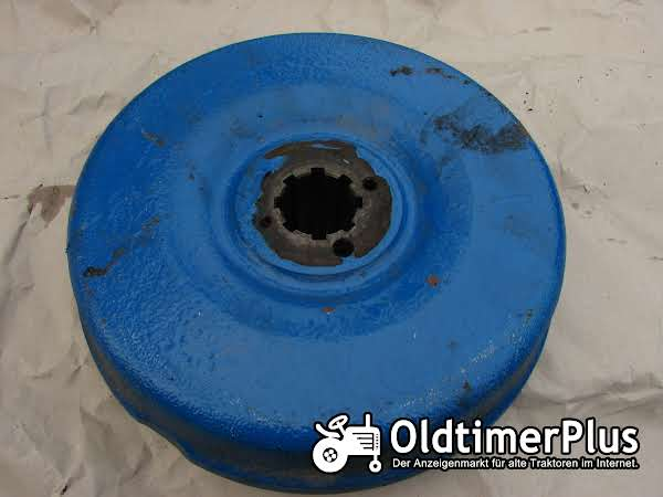 Hanomag R435 Bremstrommel, Handbremstrommel, Handbremse Foto 1