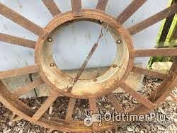 Heinrich Lanz Mannheim Eisenräder Ackerräder Ackerkralle Lanz Bulldog Foto 4