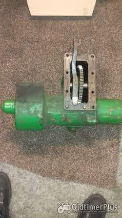 ZF Getriebe A15 für Deutz F2L514/50 Mähantrieb Foto 2