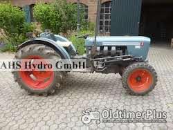 Calzoni Rcd. Hydraulische Lenkung  Eicher Traktoren Foto 3
