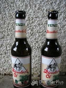 Fendt- Bierflasche Foto 2