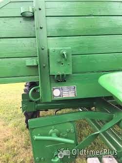 AGRIA Hatz Agria 2800 Hatz 12 PS mit Völker Triebachs-3Seit-Kipper-Anhänger Foto 15