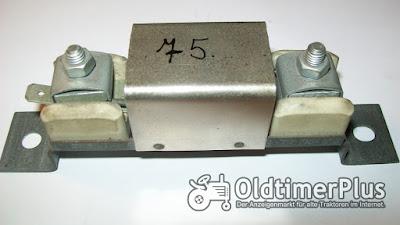 Bosch 0 251 103 007 Vorglühwiederstand für KHD F und L 312 /814 /914 Foto 3