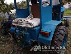 Eigenbau leistungsstarker Traktor Foto 5