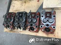 MWM KD110.5D, Fendt Farmer 2 2d Zylinderköpfe