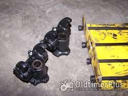 Deutz f2m414 Kipphebel und Stosserstange Foto 3