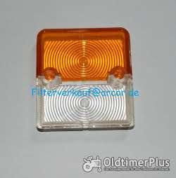 IHC, McCormcik Seima IHC Lampenglas Lichtscheibe Blinkleuchte vorne 323 353 383 423usw Foto 2