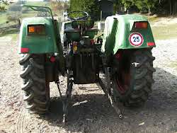 Fendt Farmer 2S Turbomatik Foto 3
