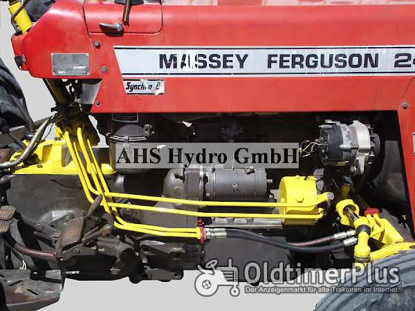 AHS Hydro GmbH MF Hydrostat Lenkung MF 135 MF 133 MF 240 MF 245 MF 235 und andere Foto 1