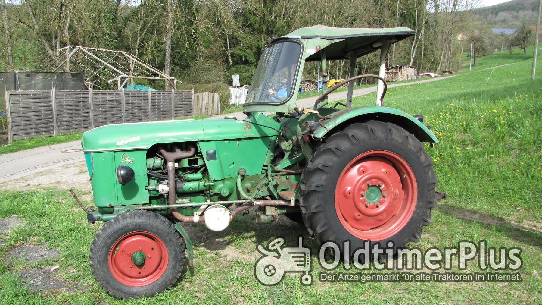Deutz D40.2 Dreizylinder photo 5