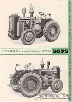 LANZ 2806 U, seltener originaler Umbaubulldog foto 13