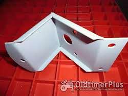 Lanz Volldiesel Lampenhalter hinten Lampenhalter hinten für Volldiesel Foto 5
