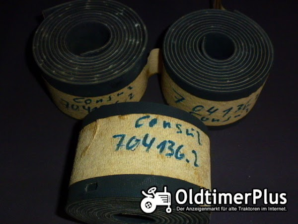 Claas Consul Abdichtgummi 704136.2 Foto 1