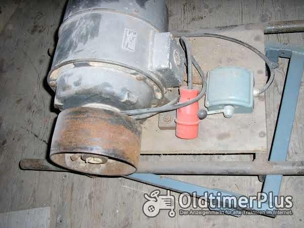 Elektro-Motor Foto 1
