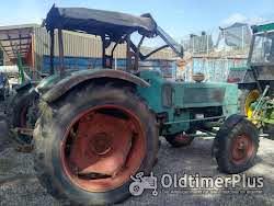 Hanomag Brillant 601 Foto 2